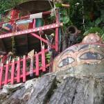 Det lite speciella hotellet Rocksand Bungalow - Koh Chang