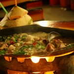 Krabba och agg i Ao Nang Krabi
