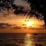 Solnedgang - Koh Chang
