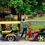 Taxibilar - Krabi