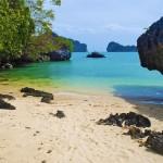 Thailand Fakta - Strand i Koh Hong